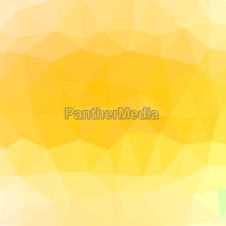 mosaic yellow background