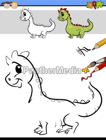 drawing task for preschool kids