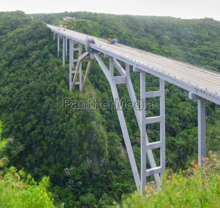 bacunayagua bridge