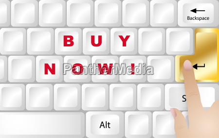 e commerce shopping concept vector