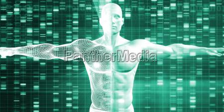 genetische, forschung, und, entwicklung - 16323509