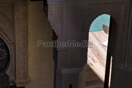 morocco fes hotel riad fes part