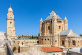 church of dormition in jerusalem