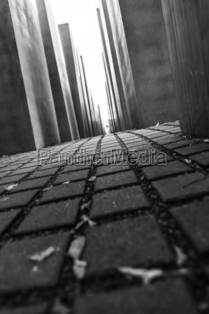 germany berlin holocaust memorial