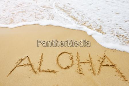 usa hawaii maui makena beach state