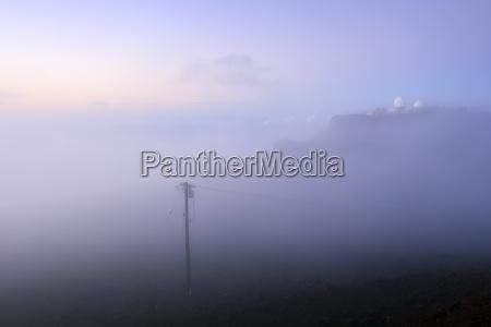 usa hawaii maui haleakala power pylon