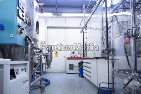 laboratory for material development