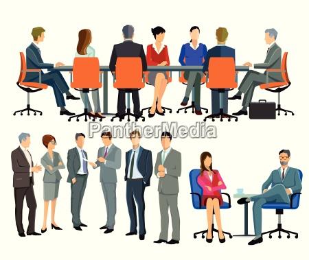 versammlung beratung besprechung