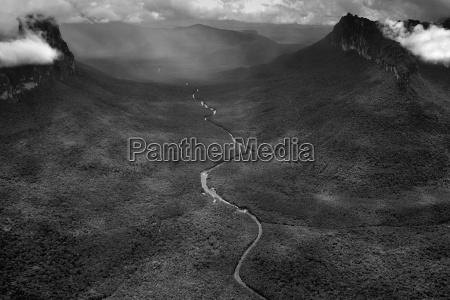 venezuela bolivar canaima national park canaima