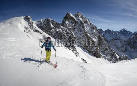 france isere les deux alps vallon