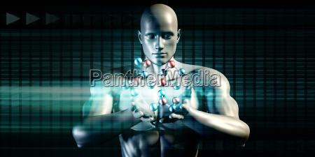 futuristic science