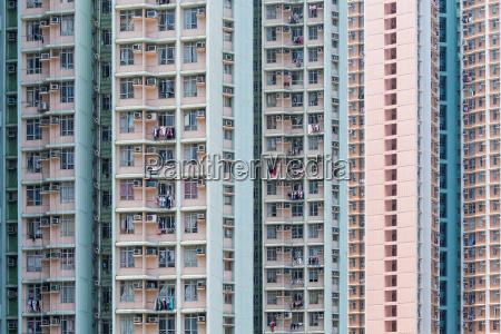 urban building facade