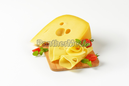 swiss type cheese