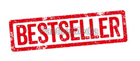 roter stempel bestseller
