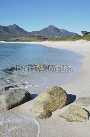 wineglass bay freycinet national park freycinet