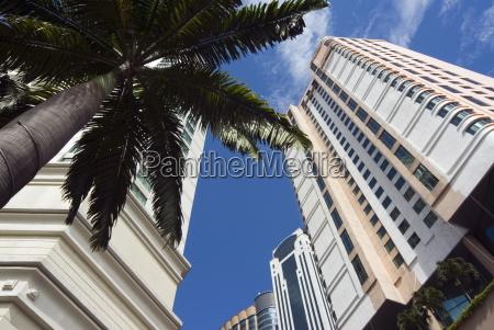 downtown skyscrapers kuala lumpur malaysia southeast