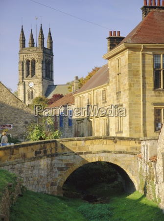 helmsley north yorkshire england uk europe