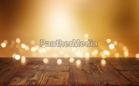 festive illuminated background