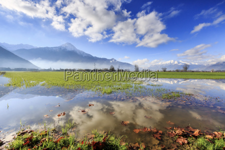 the natural reserve of pian di