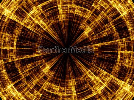 burst rotation media