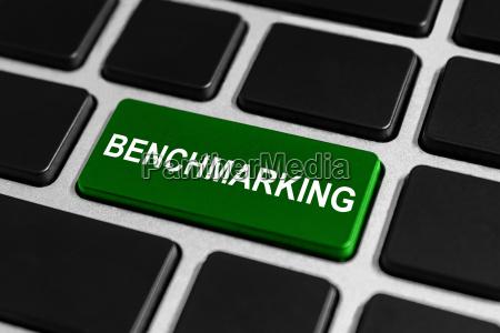 benchmarking button on keyboard