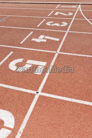 tartan track numbers