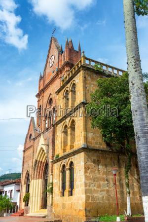 view of church in valle de