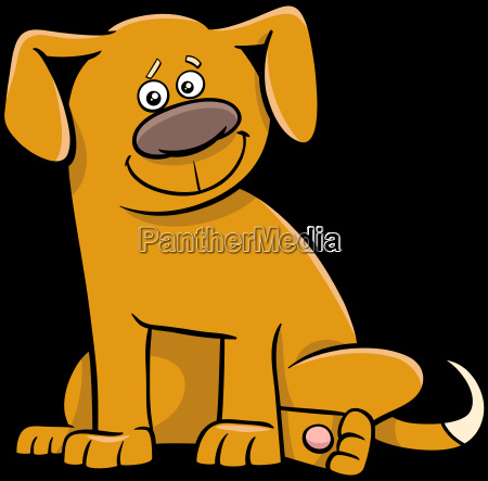 dog animal character