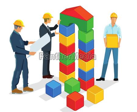 planung und bauen mit baukloetzer