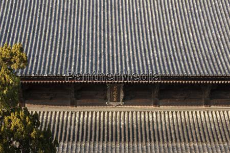 die einzigartigen dachziegel des historischen kyoto