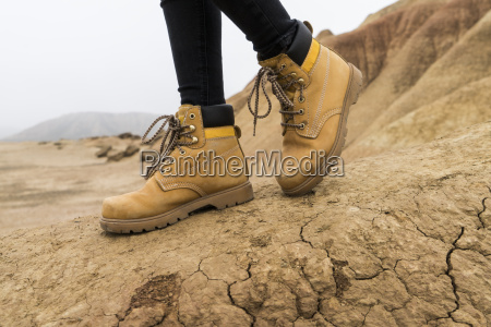 spain navarra bardenas reales hiking shoes