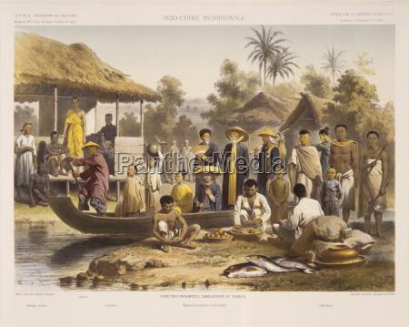 menschen von siamkambodscha und annamvon exploration