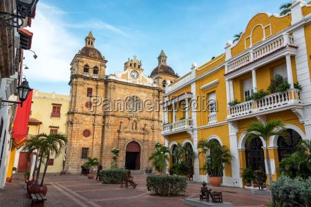 beautiful cartagena colombia