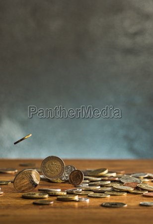 bank, kreditinstitut, geldinstitut, dollar, dollars, objekte - 20764695