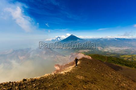 der, höhepunkt, des, pacaya, vulkans, in - 20901211