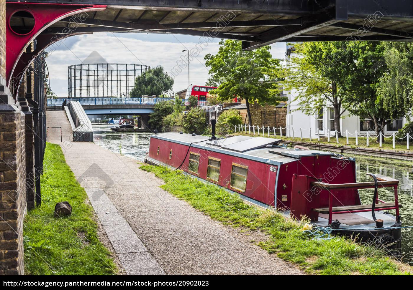 canal, bei, ladbroke, grove, im, royal - 20902023