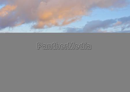 sonnenaufgang in den duenencabo poloniorocha departmenturuguaysuedamerika