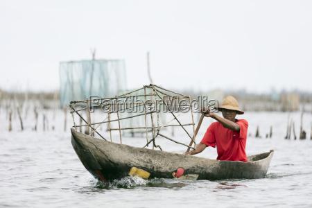 pangalanes lakes kanalsystemfischernetzetamataveoestlicher bereichmadagaskarafrika