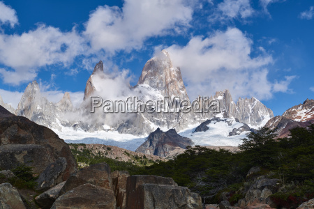 fahrt reisen farbe baum horizontal argentinien