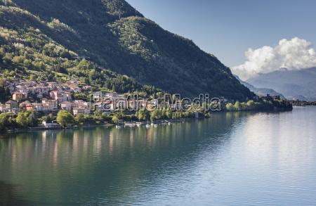 fahrt, reisen, farbe, wolke, europid, kaukasisch - 20914065