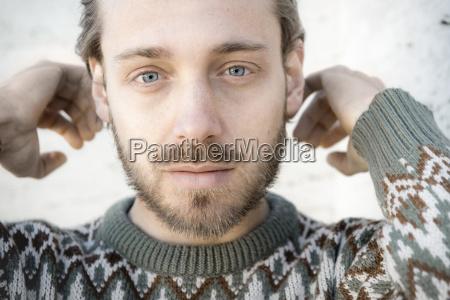 closeup nahaufnahme portrait portraet potrait farbige