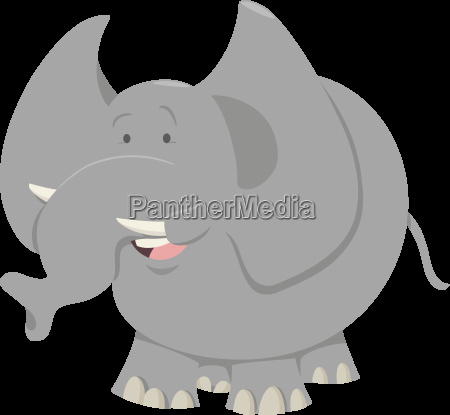 elephant cartoon animal