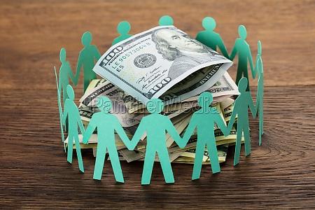 menschen, leute, personen, mensch, geldmittel, anspringen - 21352187