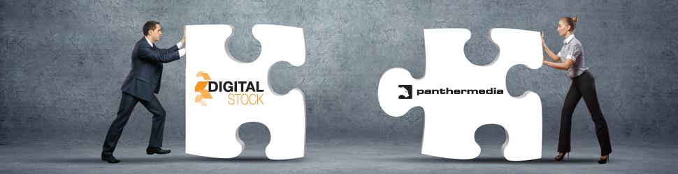 Digitalstock gehört ab sofort zu PantherMedia